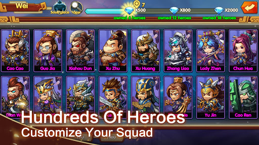 Three Kingdoms: Romance of Heroes 1.5.0 screenshots 5