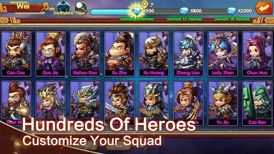 Three Kingdoms: Romance of Heroes 5