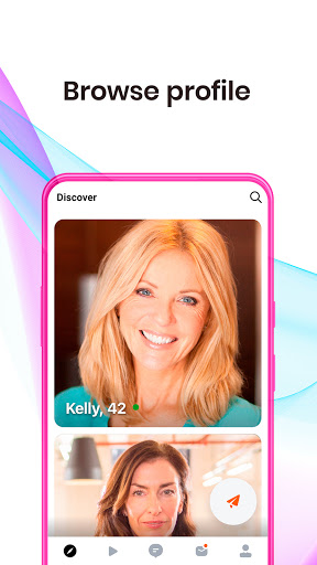 DateMyAgeu2122: Chat, Meet, Date Mature Singles Online 7.17.1 Screenshots 2
