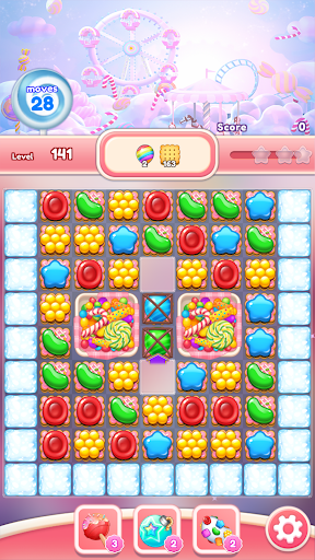 Candy Go Round - #1 Free Candy Puzzle Match 3 Game 1.4.1 screenshots 16