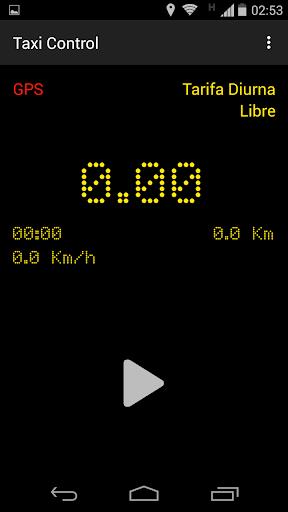 Taxi Control 2.0.1 screenshots 1