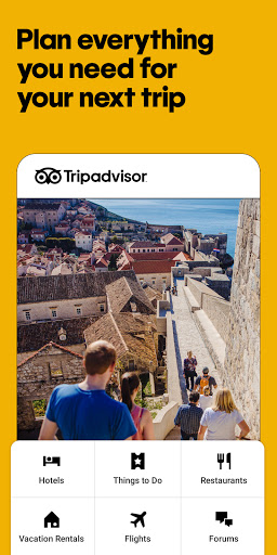 Tripadvisor Hotel, Flight & Restaurant Bookings 38.0 Screenshots 3