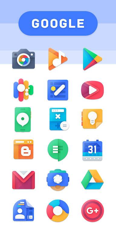 Moxy Icons  poster 0