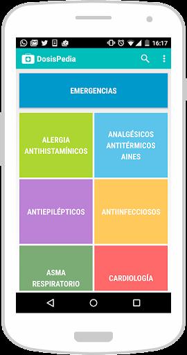 DosisPedia 3.1.9 Screenshots 1