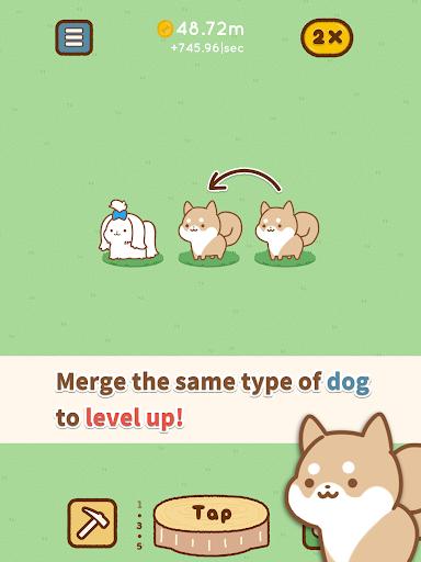 All star dogs - merge puzzle game Apkfinish screenshots 4
