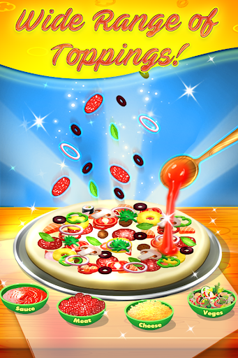 Supreme Pizza Maker - Kids Cooking Game 1.1.4 de.gamequotes.net 1