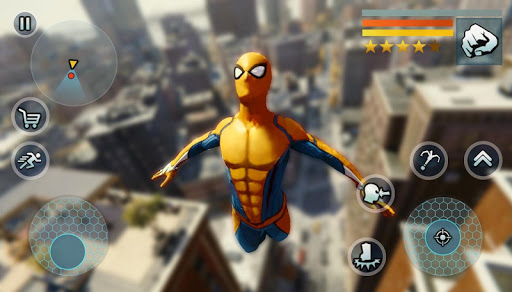 Spider Rope Gangster Hero Vegas - Rope Hero Game 1.1.9 screenshots 11