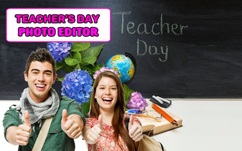 Teacher's Day Photo Frames For Pc – Free Download For Windows 7, 8, 10 Or Mac Os X 2