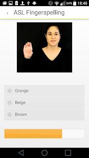 ASL Fingerspelling