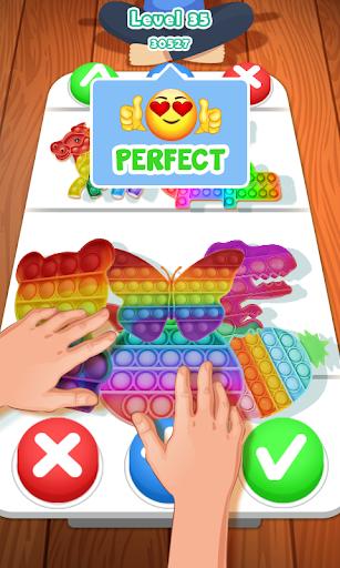 Fidget Trading! pop it Fidget toys 3D Puppet games apktreat screenshots 2