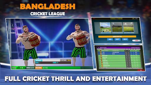 Bangladesh Cricket League apkpoly screenshots 4