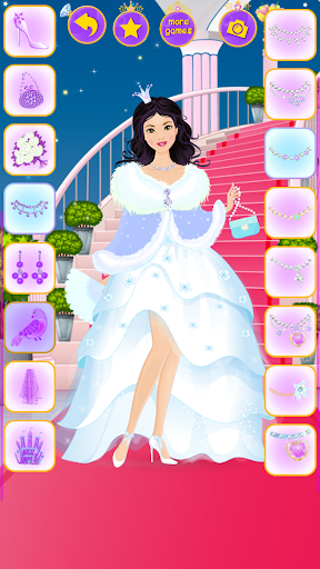 Wedding Dress Up - Bride makeover  screenshots 7