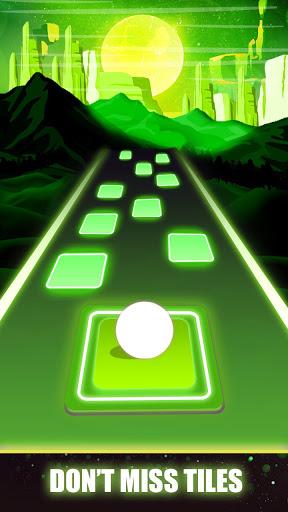 Magic Tiles Hop Ball 3d : EDM Music Games Free apktreat screenshots 2
