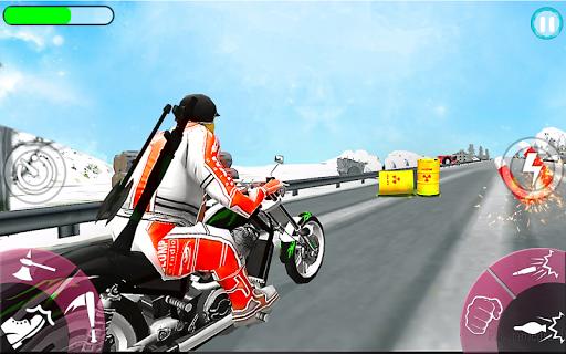 New Bike Attack Race - Bike Tricky Stunt Riding  screenshots 5