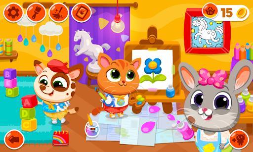 Bubbu School u2013 My Cute Animals apkpoly screenshots 5