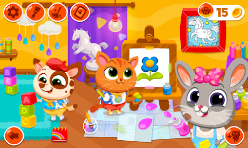 Bubbu School – My Cute Animals Mod Apk (Unlimited Money + Unlocked) 1.05 5
