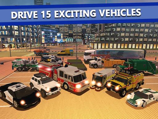 Emergency Driver Sim: City Hero 1.3 Screenshots 7