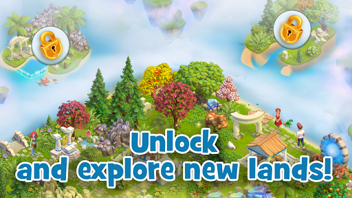 Land of Legends: Building games. Build your city apktram screenshots 15