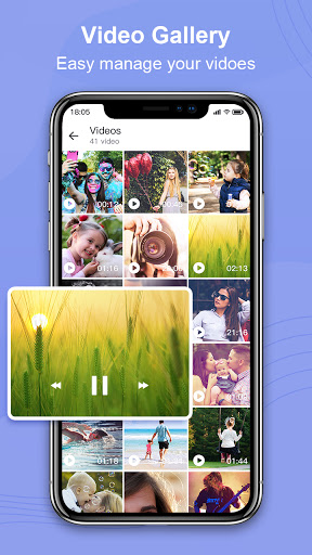 Photo Gallery, Picture Manager - Nuts Gallery apktram screenshots 3