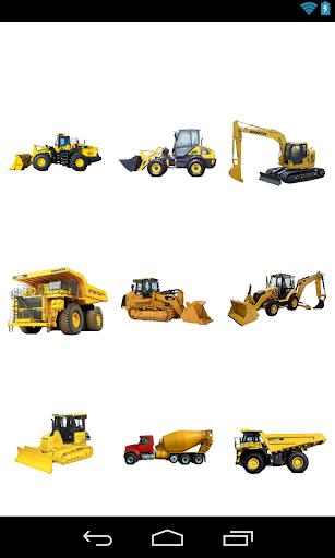 Toddler Construction Trucks  screenshots 1