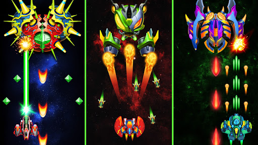 Galaxy Invaders: Alien Shooter -Free Shooting Game apkpoly screenshots 16