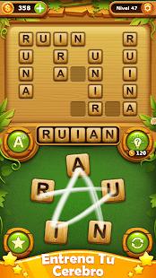 Palabra Crucigrama -Los mejores juegos de palabras 1.3 Screenshots 5