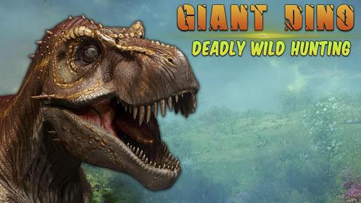 giant dino deadly wild hunting screenshot 1