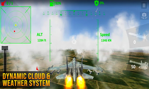 Fighter Jet Air Strike - New 2020, with VR 7.8.8 screenshots 16