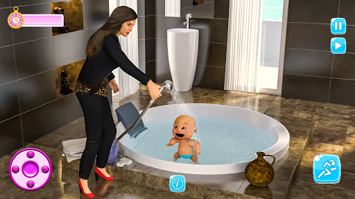 Pregnant Mother : Virtual Pregnant Mom Simulator 1.0.3 screenshots 2