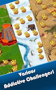 Dino Land - Match 3 Adventure