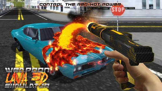 weapon lava 3d simulator hack