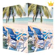 AppLock Live Theme Beach – Paid Theme