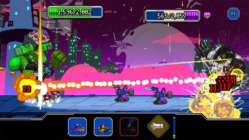 fusion heroes screenshot 1