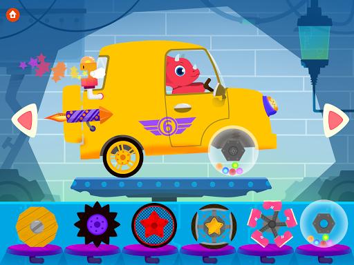 Dinosaur Car - Truck Games for kids 1.1.3 screenshots 12
