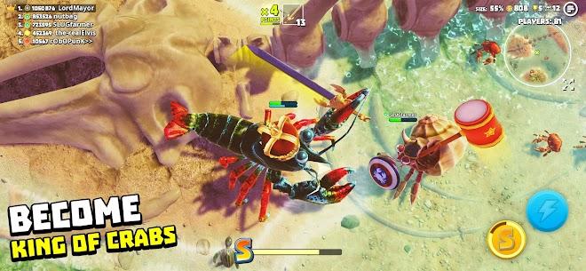 King of Crabs MOD APK 1.13.0 (Unlocked Crabs) 11