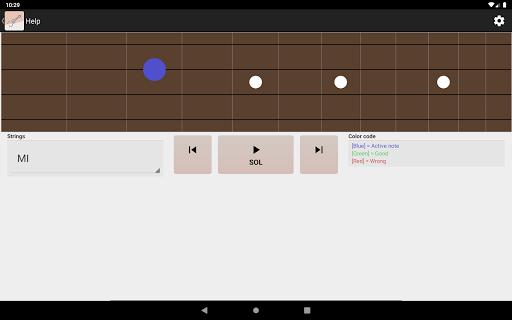 NDM - Ukulele (Learning to read musical notation)  screenshots 6