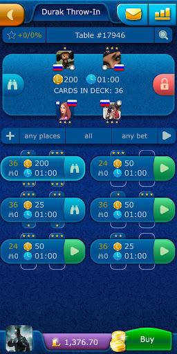Durak LiveGames - free online card game  screenshots 3