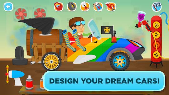 Garage Master – fun car game for kids & toddlers 1