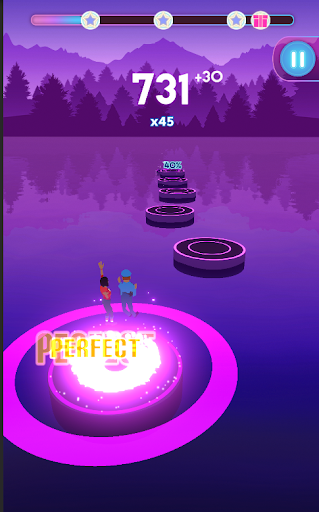 Dance Tap Music - rhythm game offline, online 2020 0.326 screenshots 3