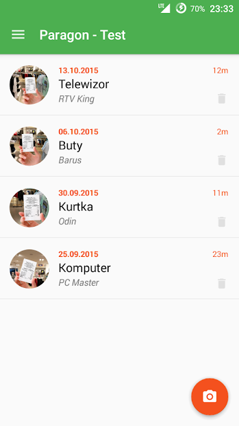 Captura 2 de Paragon - Twoje Gwarancje para android