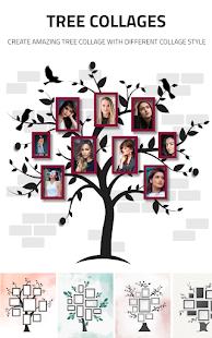 Tree Photo Collage Maker - Family Photo Frame