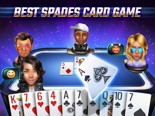 Spades Royale -Best Social Card Game 1.35.301 screenshots 1