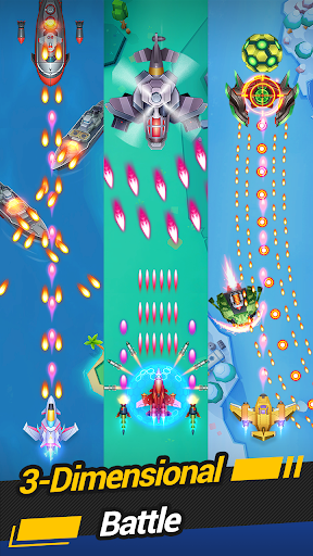 WinWing: Space Shooter Apkfinish screenshots 2