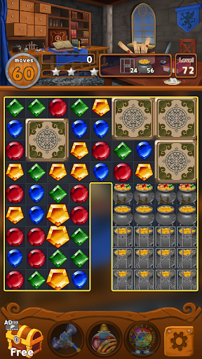Jewels Magic Kingdom: Match-3 puzzle 1.8.20 screenshots 13