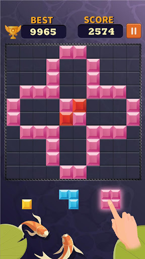 Block Puzzle Blossom 1010 - Classic Puzzle Game 1.5.2 screenshots 5