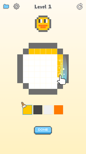 Pixel Paint! 1.0.1 screenshots 1