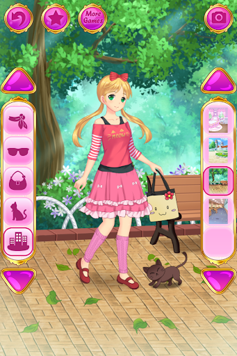 Anime Dress Up - Games For Girls 1.1.9 Screenshots 2