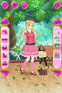 Anime Dress Up  For Pc – Free Download For Windows 7, 8, 8.1, 10 And Mac 2
