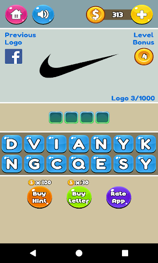 Logo Quiz - Fun Quizzes  screenshots 5