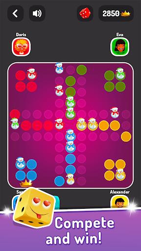 Ludo Trouble: German Parchis for the Parchis Star 2.0.26 Screenshots 13